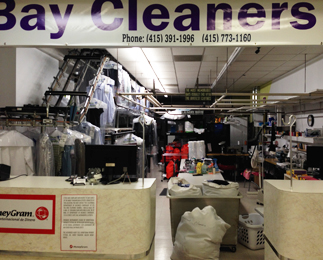 Bay Cleaners